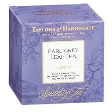 Taylors Of Harrogate Earl Grey Leaf Tea 125g