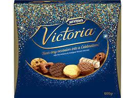 McVities Victoria Biscuits 550g