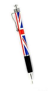 Union Jack Pen