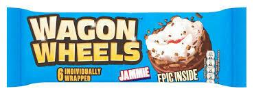 Burton's Wagon Wheels Jammie 6pk