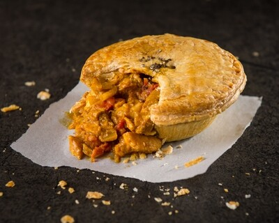 Pouch Pies Chicken Curry 9oz