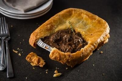 Pouch Pies Family Steak Pie 2lb