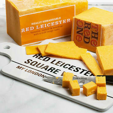 Mature Red Leicester Cheese 7.5oz