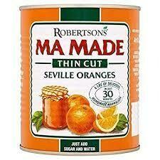 Robertsons Ma Made 850g