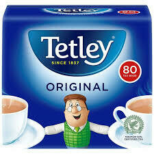 Tetley Tea 80 Bags