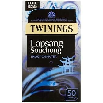 Twinings Lapsang Souchong 50 Bags