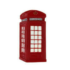 Telephone Box Magnet