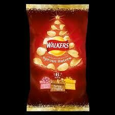 Walkers Sprout Haters 6pk
