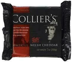 Collier Welsh Cheddar 200g