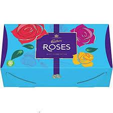Cadbury Roses Gift Box 275g