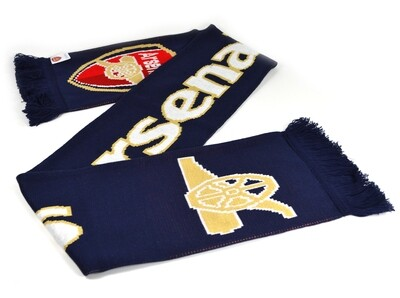 Official Merchandise Arsenal Scarf