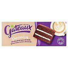 Gateaux Chocolate Log 210g