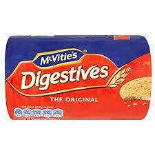 McVities Digestives Original 250g