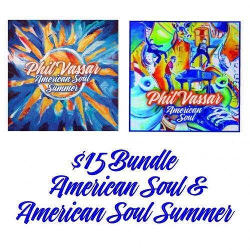 American Soul & American Soul Summer CD Bundle