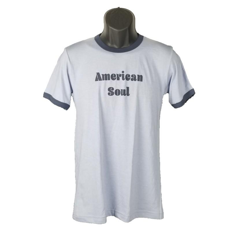 American Soul Ringer Tee