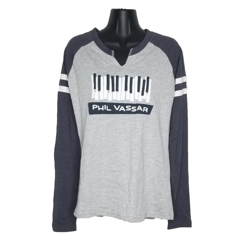 Ladies Phil Vassar Long Sleeve Tee