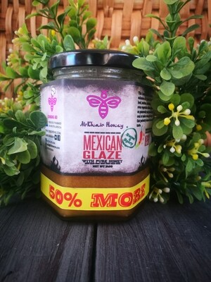 Cooking Aid Range, Mexican Glaze, 370g Glass Jar