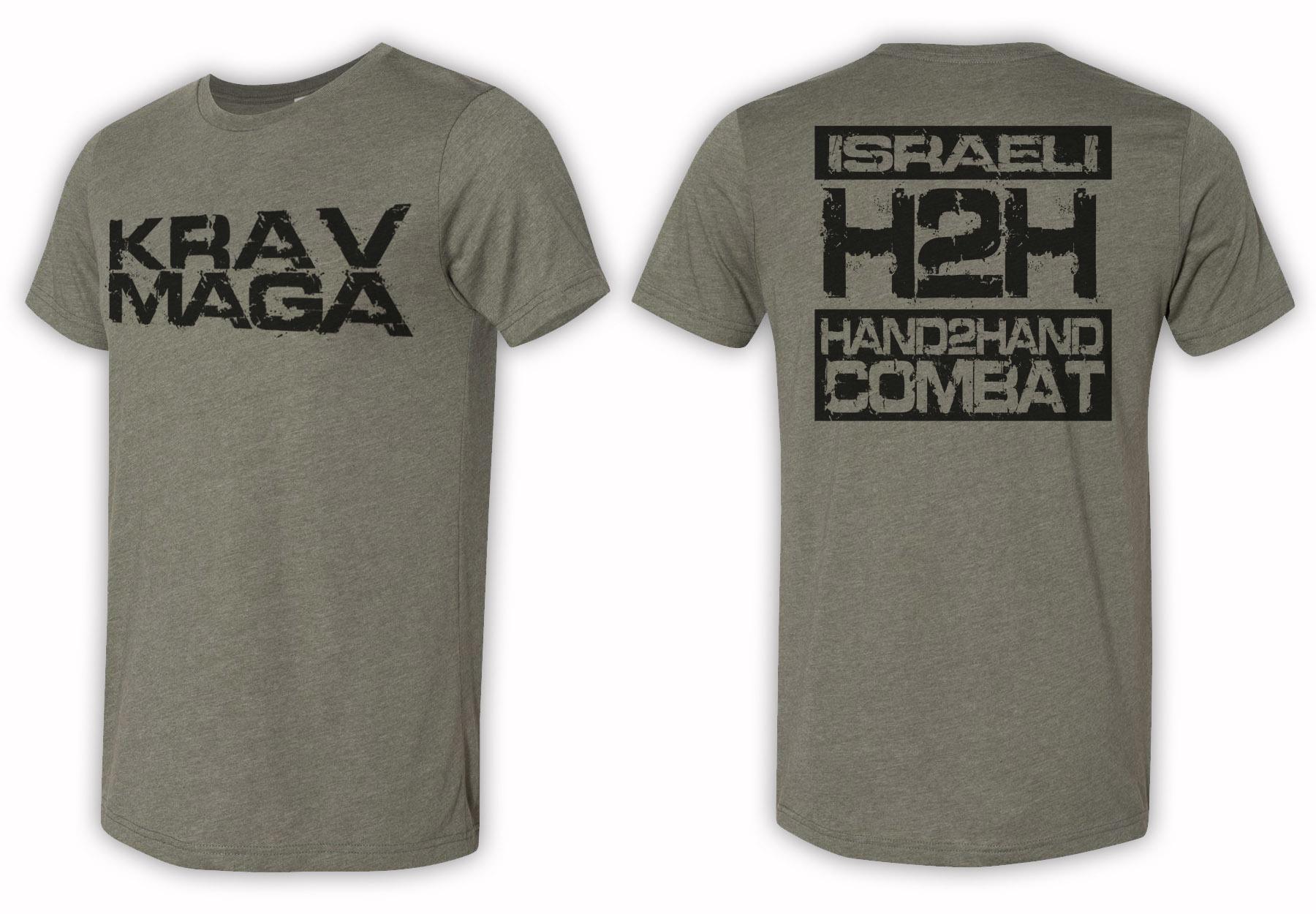 Krav Maga Israeli Hand 2 Hand Combat 00005