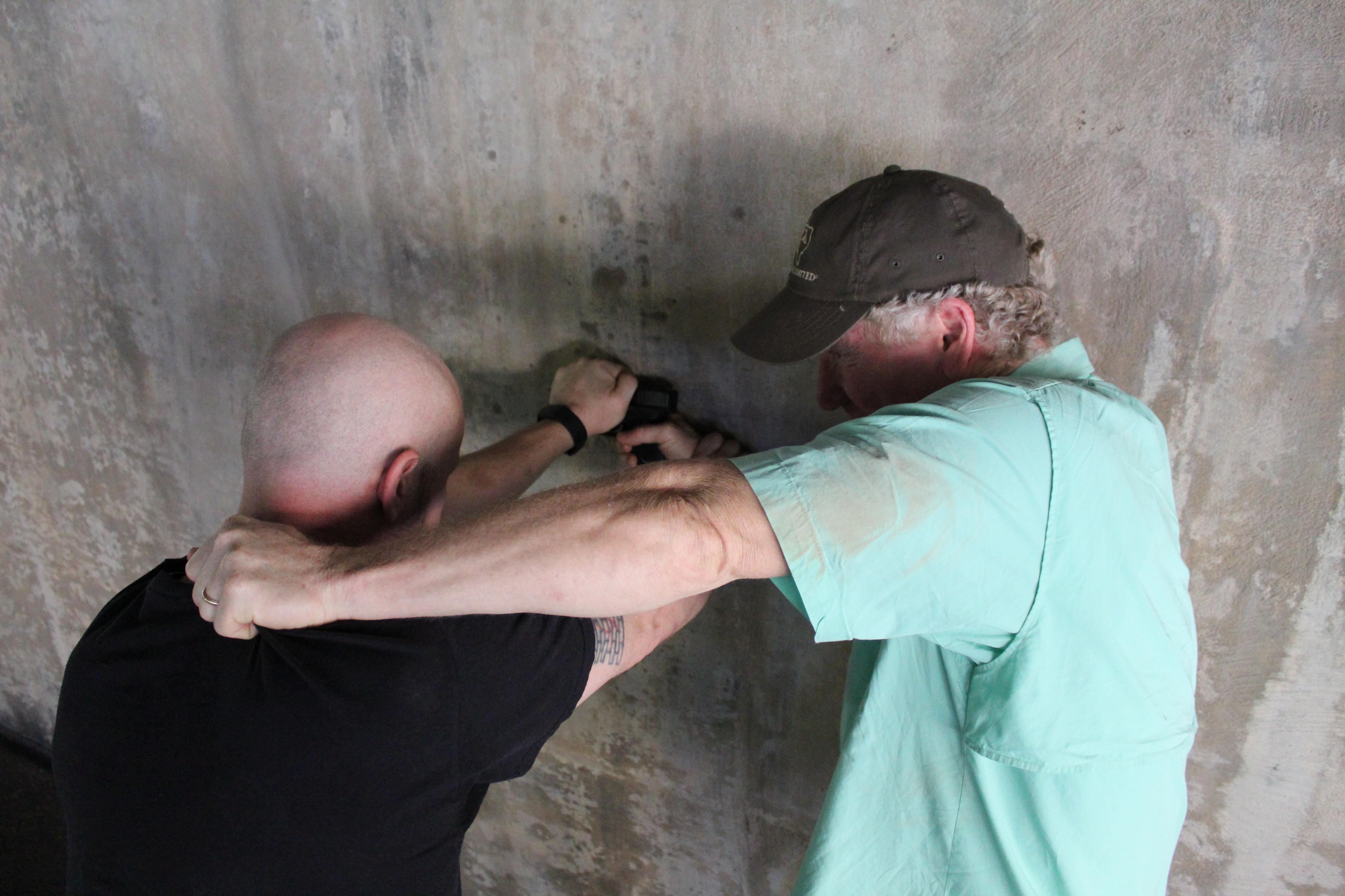 Handgun Defense Seminar 00006