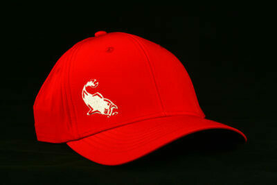 TUCR ATHLETIC RED HAT RED
