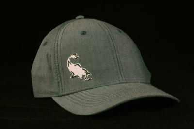 TUCR ATHLETIC FOREST GREEN HAT FOREST GREEN