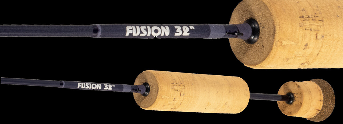 "FUSION 28"" CORK SPLIT GRIP"