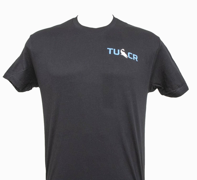 T-SHIRT CL BLACK 3XLT