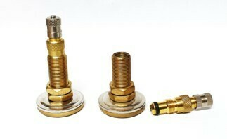 CURING ENVELOPE VALVE, CLAMP-IN