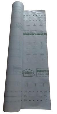prodomo HD air tight & vapour control membrane, 1.5 x 50m