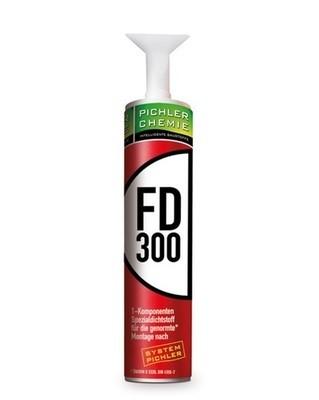 PICHLER FD300® air tight sealant for window retrofit, 310ml