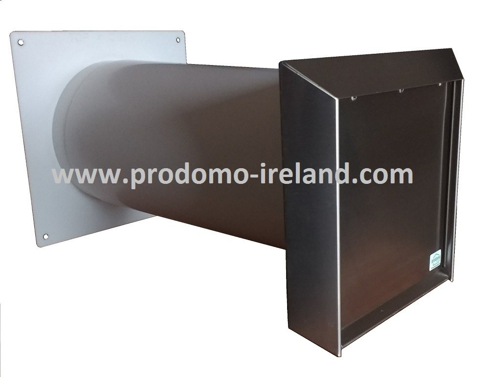 Air Tight Extract System for Cooker Hoods