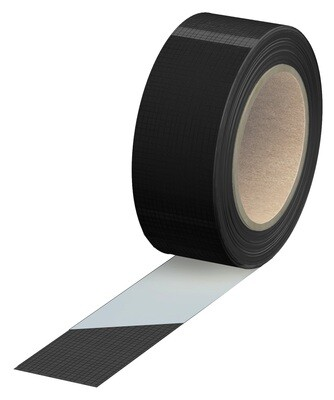 prodomo BLACK Air Tight Tape, 50/60mm x 25m