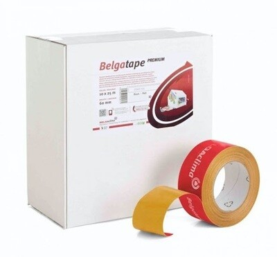 Belgatape Premium, hand-tearable air tightness tape , 60mm x 25m