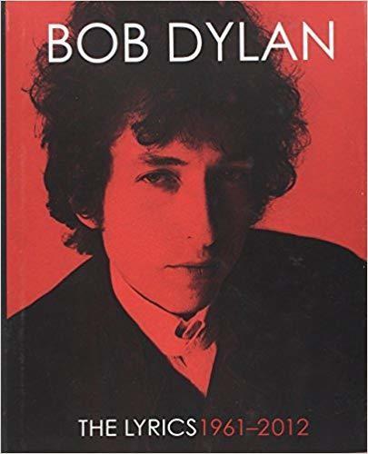 The Lyrics: 1961-2012 Hardcover