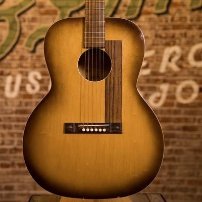 1954 Vintage Kay Silvertone Harmony Acoustic Guitar Exceptionally Clean Original Gibson Kluson