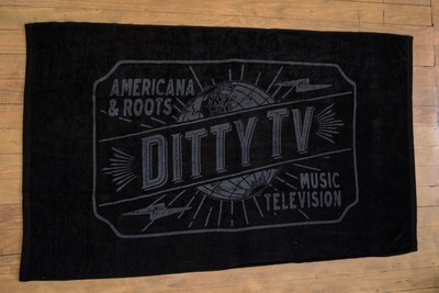 DittyTV Seascape beach towels