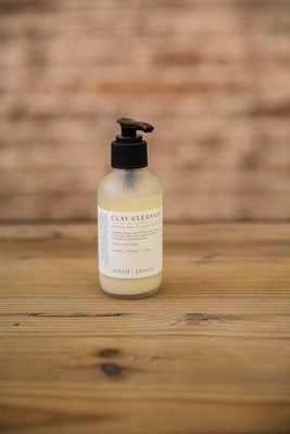 Nash and Jones - Clay Cleanser
