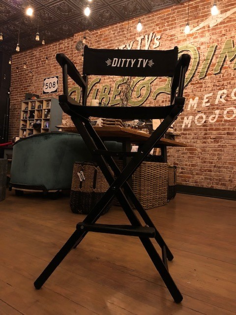 Ditty Director's Chair