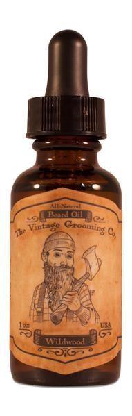 Vintage: Wildwood Bear Oil-Dropper