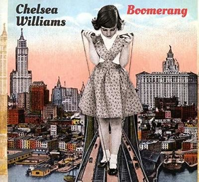 BOOMERANG - Chelsea Williams