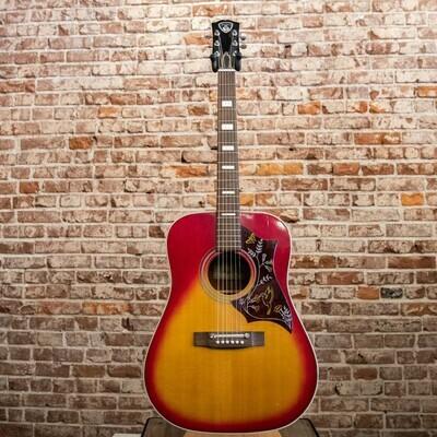 1966 Gagliano 8007 Acoustic Guitar - RARE