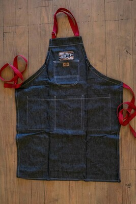 DittyTV Denim Apron