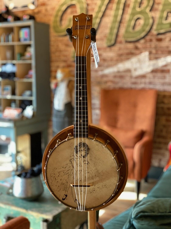 1933 Vintage Concertone Ukulele Banjo