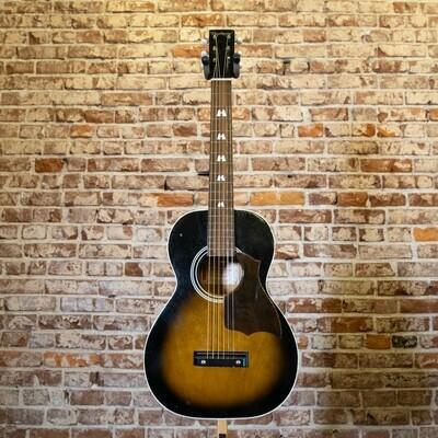 1975 Harmony Stella Parlor Model H-6032 SK Guitar - Sunburst