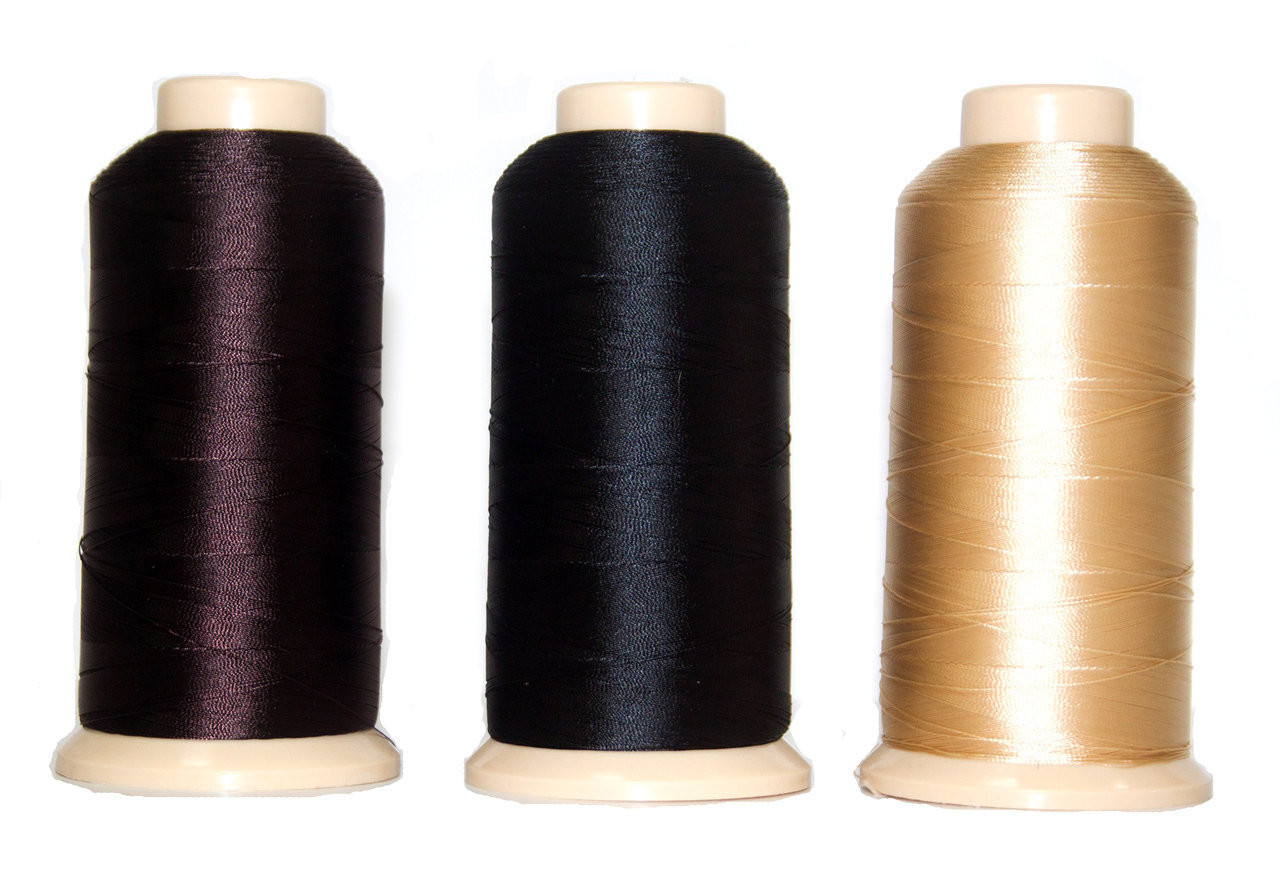 Hair Thread (Bonded Nylon) ~2000 yards