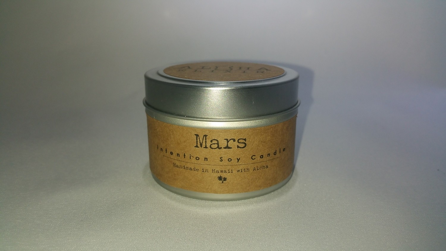 Mars Soy Intention Candle