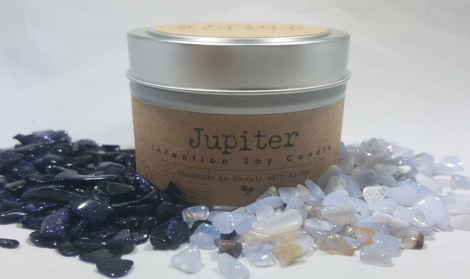 Jupiter Soy Intention Candle