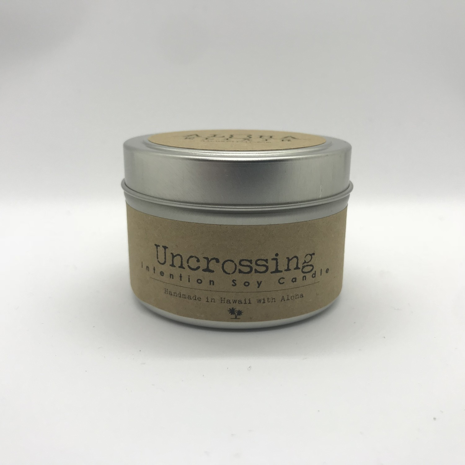 Uncrossing Soy Intention Candle