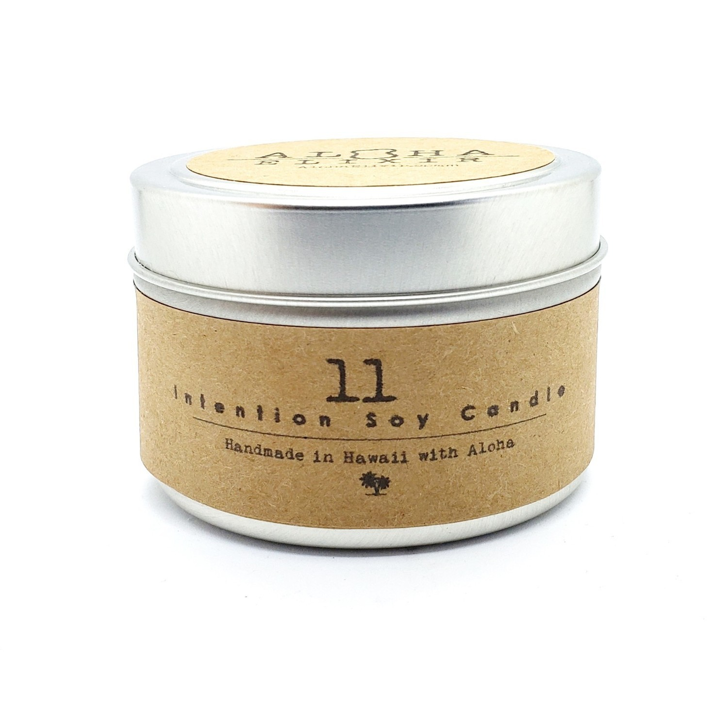House of Intention Exclusive - 11 Candle
