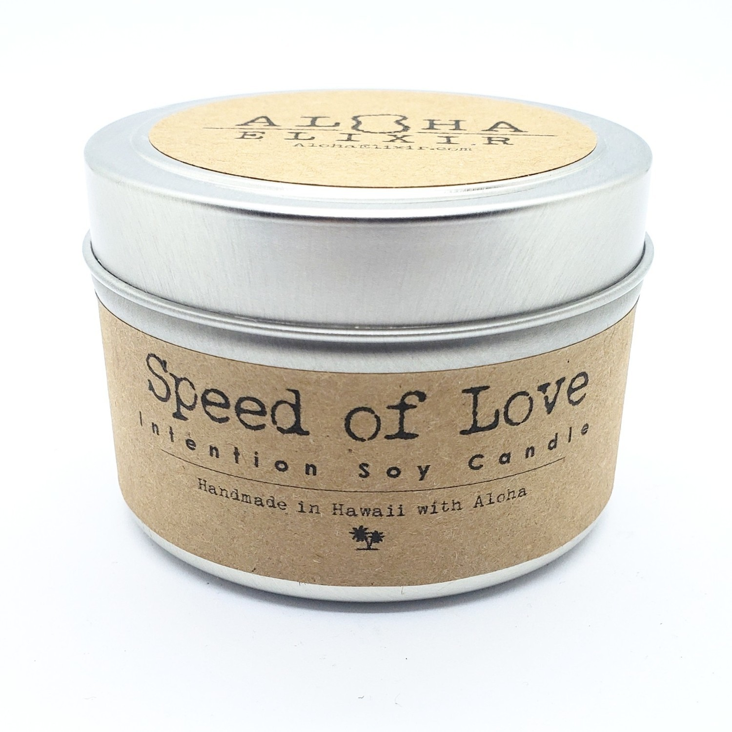 Speed of Love Soy Candle